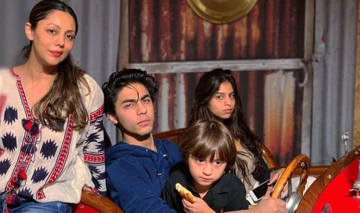 Gauri Khan Zooms Into New Year With Her 'Pet Designs' Aryan, Suhana And AbRam Khan, See Pics