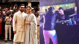 Deepika Padukone Dances Her Heart Out as She Did Hook Steps From Ranveer Singh's Popular Track Malhari at The Ambani Wedding Bash - Watch