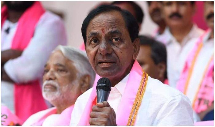 Lok Sabha Elections 2019: On Tour to Stitch Non-BJP, Non-Congress Front, K Chandrasekhar Rao Meets Odisha CM Naveen Patnaik; Mamata Banerjee Next in Line