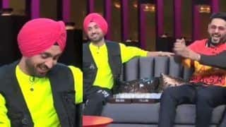 Koffee With Karan Season 6: Diljit Dosanjh, Badshah All Set to Tackle Fiery Questions, Watch