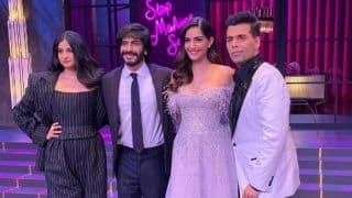 Koffee with Karan 6: Sonam, Rhea, Harshvardhan Kapoor Spill Beans on Anil Kapoor, Kareena Kapoor Khan And More