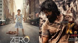 Zero vs KGF Box Office Collection Day 2: Shah Rukh Khan Starrer Goes Down The Ladder While Yash's Movie Picks up Pace