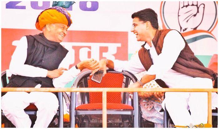 Rajasthan Cabinet Portfolio Allocation: CM Ashok Gehlot Keeps Nine Departments, Sachin Pilot to Take Care of Five; Full List