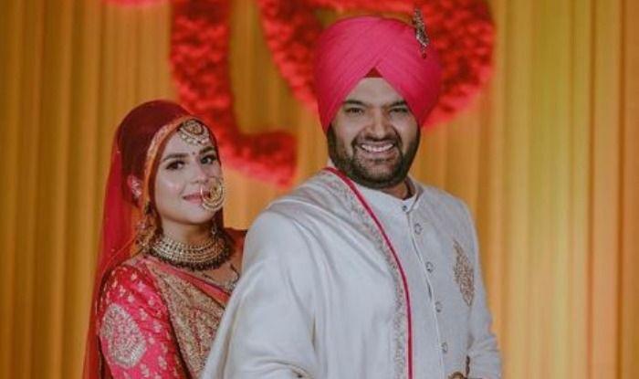 Kapil Sharma-Ginni Chatrath Mumbai Reception: Newlyweds to Host Bash in The Same Venue as Priyanka Chopra-Nick Jonas', See Invite