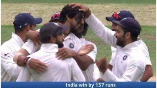 INDvsAUS, 3rd Test, Day 5: टीम इंडिया ने जीता मेलबर्न का 'महाभारत', सीरीज में 2-1 की बनाई बढ़त
