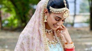Kasautii Zindagii Kay: Erica Fernandes Aka Prerna's Bridal Avatar Will Make Your Heart Skip a Beat, See Pic