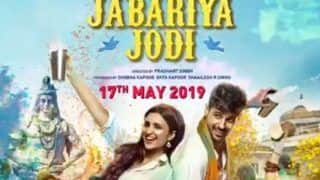 Jabariya Jodi: Sidharth Malhotra And Parineeti Chopra's Film's Release Date Out