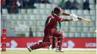 शाई होप ने ठोका T20Is का तीसरा सुपरफास्ट अर्धशतक, 4 गेंद से चूके युवराज का वर्ल्ड रिकॉर्ड