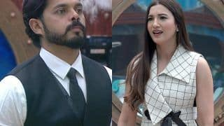 Bigg Boss 12: Sreesanth's Wife Bhuvneshwari Get into Twitter Spat With Gauahar Khan, Doubts Her Intent Behind Entering BB House