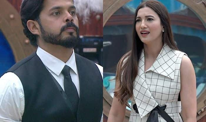 Bigg Boss 12: Gauahar Khan Talks About Sreesanth's Behaviour During The Task, Says he Was Extremely Rude