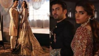 Hottie Fawad Khan And Sanam Saeed's Latest Photoshoot Will Make You Croon Zindagi Gulzar Hai All Over Again, See Pics