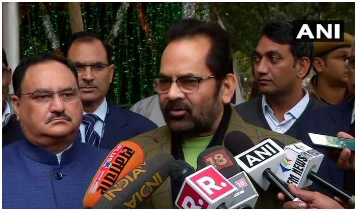 बीजेपी नेता ने इमरान खान से पूछा, क्या पाक में कोई अल्पसंख्यक आमिर, शाहरुख, सलमान की तरह लोकप्रिय है?