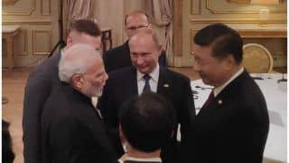 भारत, रूस और चीन ने 12 साल बाद की दूसरी त्रिपक्षीय वार्ता, विभिन्न क्षेत्रों में आपसी सहयोग पर चर्चा