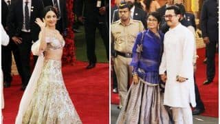 Isha Ambani-Anand Piramal Wedding: Kiara Advani And Aamir Khan With Wife Kiran Rao Arrive For The Wedding At Ambanis' Residence Antilia
