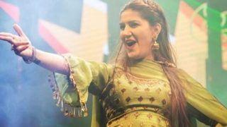 Haryanvi Bombshell Sapna Choudhary Flaunts Her Hot Thumkas on Teri Aankhya Ka Yo Kajal During Stage Performance in Goa, Watch