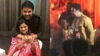 Kapil Sharma-Ginni Chatrath Wedding: Sumona Chakravarti And Krushna Abhishek Dance, Richa Sharma Croons at Mata Ki Chowki, Watch