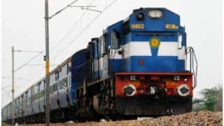 Rajasthan: Driver Reverses Train For About 1 km to Save Injured Man's Life