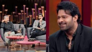 Koffee With Karan 6: Prabhas, SS Rajamouli And Rana Daggubati Set The Couch on Fire, Watch