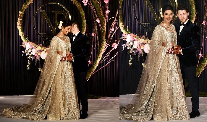 Priyanka Chopra – Nick Jonas Reception: Prime Minister Narendra Modi Attends Ceremony, Shares a Good Laugh With Newlyweds; Watch