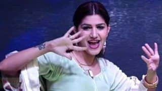 Haryanvi Hottie And Chetak Fame Sapna Choudhary Showcases Her Sexy Thumkas in This Throwback Video, Watch