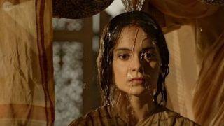 दिग्गज कलाकार मनोज कुमार ने की कंगना की तारीफ कहा- 'रानी लक्ष्मीबाई' बनने के लिए पैदा हुई है