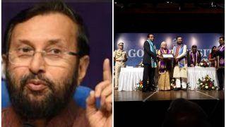 कांग्रेस का 'राफेल सौदे' को लेकर विरोध देश की सुरक्षा से खिलवाड़ है: प्रकाश जावड़ेकर