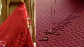 Sabyasachi's Latest Video Reveals How Priyanka Chopra's Gorgeous Red Bridal Lehenga Was Designed, Watch