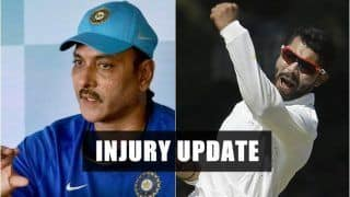 Australia vs India 3rd Test Melbourne: Ravi Shastri Opens Up About Ravindra Jadeja, Rohit Sharma Injuries