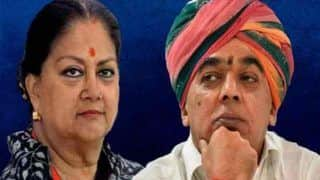 राजस्थान चुनाव: 6 हॉट सीट पर फंस गए हैं स्टार प्रचारक, प्रदेश में नहीं कर पा रहे प्रचार