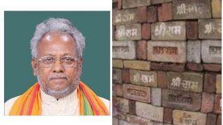 भाजपा सांसद की मांग - टेंट में रह रहे प्रभु राम को भी मिले प्रधानमंत्री आवास, उन्हें भी ठंड लगती है