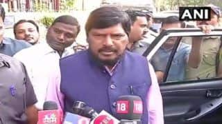 Ramdas Athawale Slapped: Union Minister Alleges Security Lapses, Demands Investigation Into The Incident
