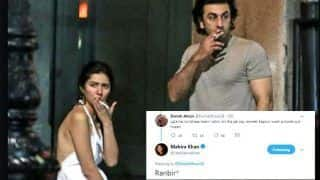 Mahira Khan Gives Back to Troll Who Mocks Her For Leaked Pictures With Ranbir Kapoor