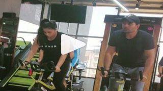 Video: Rani Chatterjee ने बताया हेल्दी लाइफस्टाइल का राज, Gym में जमकर की Cycling