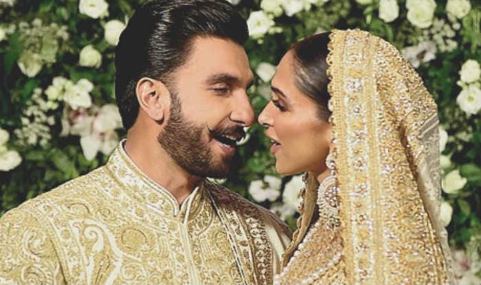 Deepika Padukone And Ranveer Singh Are Setting Major Couple Goals Through Their PDA