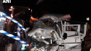 दर्दनाक हादसा: ट्रैक्टर-ट्रॉली व बोलेरो की सीधी भिड़ंत में 5 लोगों की मौत, 7 घायल