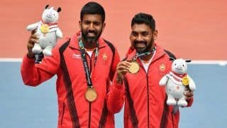 Asiad Gold Medallist Tennis Pair Rohan Bopanna And Divij Sharan Set to Partner in 2019