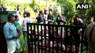 Sabarimala: Two Women Devotees Stopped by Protesters at Appachimedu