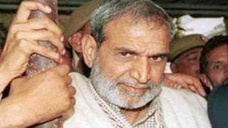 सज्जन कुमार ने कांग्रेस की प्राथमिक सदस्यता से दिया इस्तीफा