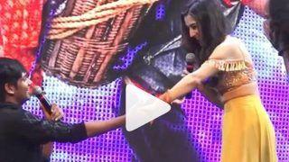 Video: सारा अली खान को देखकर कांपने लगा ये फैन, बोला- हाथ थाम लो मेरा