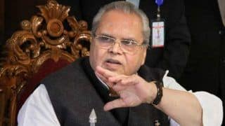 PM Modi's Speech Brought Calming Effect, Bakrid to be Celebrated Properly: Governor Satya Pal Malik on J&K