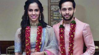 Just Married: साइना नेहवाल ने परुपल्ली कश्यप से की शादी, इंस्टाग्राम पर शेयर की तस्वीर