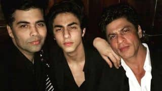 Shah Rukh Khan Finally Talks About Aryan Khan's Bollywood Debut And Karan Johar Launching Him But It's Not What You Think