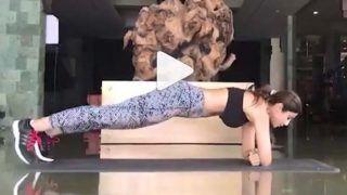 Video: 3 गुलाब जामुन खाकर कैलोरीज बर्न करने को शिल्पा शेट्टी ने की एक दर्जन एक्सरसाइज, देखें...