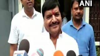 Shivpal Yadav to Contest Lok Sabha Elections 2019 From Firozabad Constitutency; Takes Potshots at SP-BSP Alliance