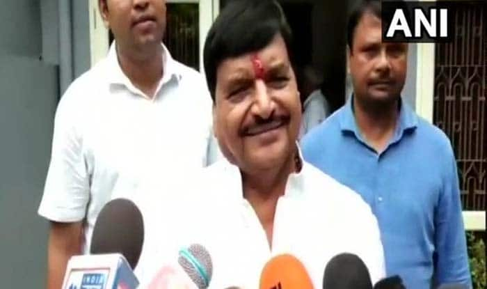 File image of Pragatisheel Samajwadi Party (Lohia) chief Shivpal Yadav