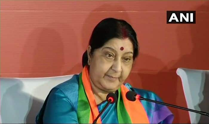 Sushma Swaraj Delivers Prompt Reply to Netizen Who Calls Her 'More Humorous Than Rahul Gandhi'