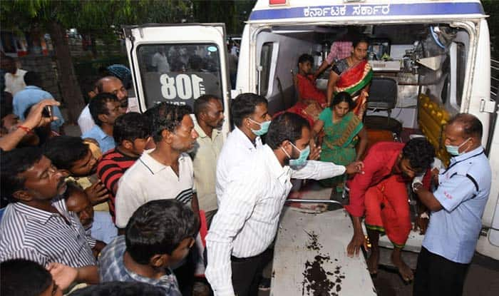 Karnataka Temple Tragedy: Death Toll Rises to 17 as 45-year-old Man Succumbs
