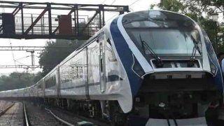Watch: ये है देश की सबसे तेज ट्रेन, वीडियो में रफ्तार देख, दांतों तले दबा लेंगे उंगली