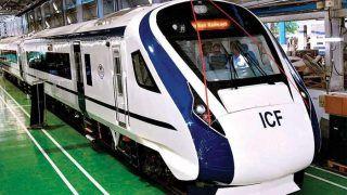 ट्रेन 18 का किराया घटा, अब इतने रुपये में वंदे भारत ट्रेन में करें सफर