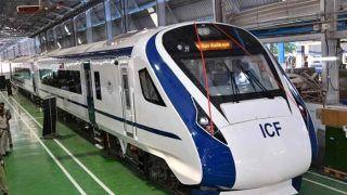 पीएम मोदी अपने संसदीय क्षेत्र वाराणसी से ट्रेन18 को 29 दिसंबर को दिखाएंगे हरी झंडी